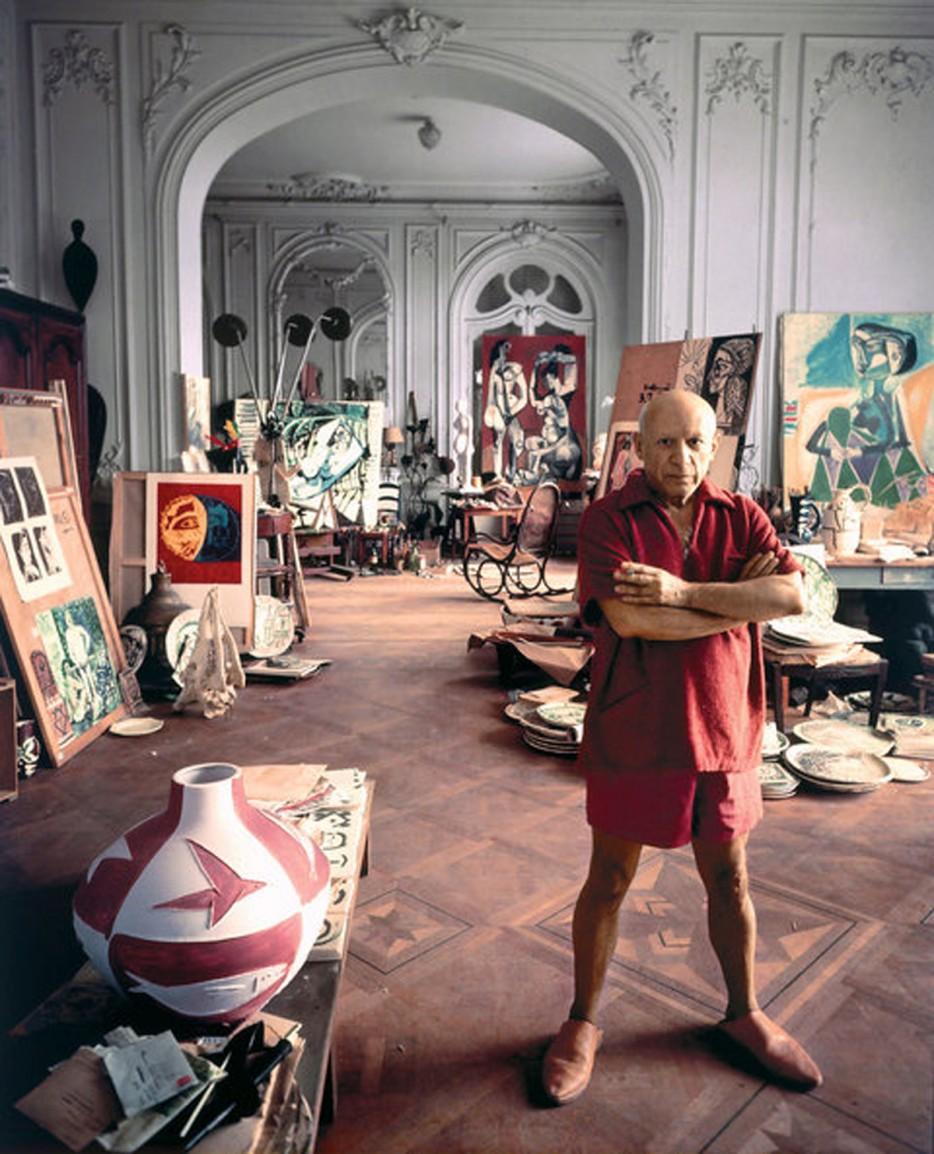 Citati o umetnosti - Page 3 Picasso