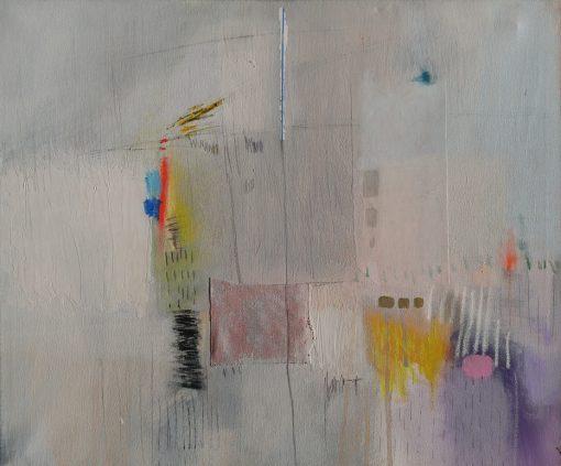 apstrakcija na platnu_moderna umjetnost