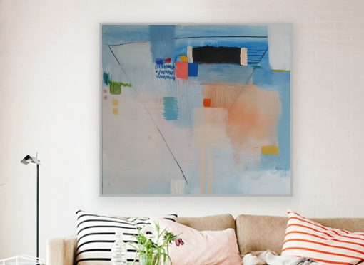 moderna slika za zid