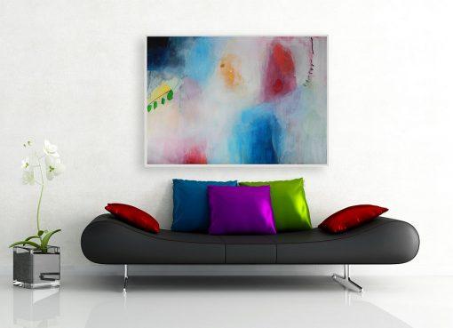 Apstraktna umjetnost_moderna slika_kompozicija m1_100 x 70 cm_ranko ajdinovic (1)