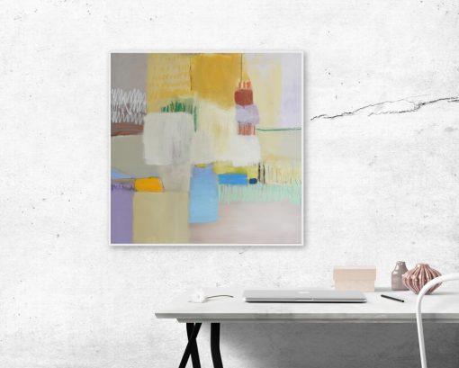 Umjetničke slike moderna umjetnost