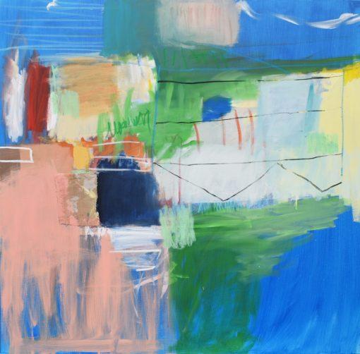 Moderna apstraktna slika za kuću