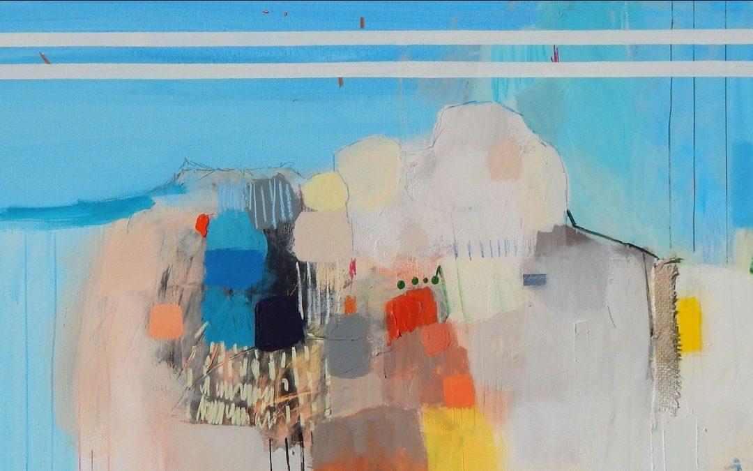 Ciklus apstrakcija Unutarnji pejzaži – Razgovor s Miroslavom Pelikanom