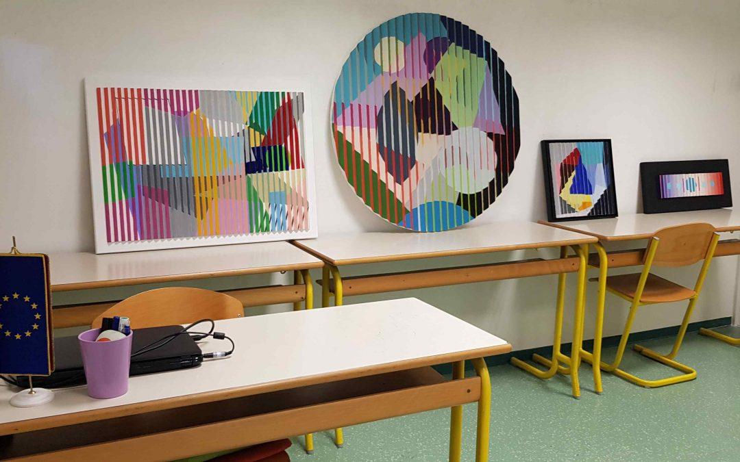 Akademski slikar Ajdinović Ranko – Diplomirao u Ljubljani