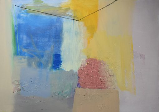 Moderna slika nježnih boja Ajdinovic Ranko