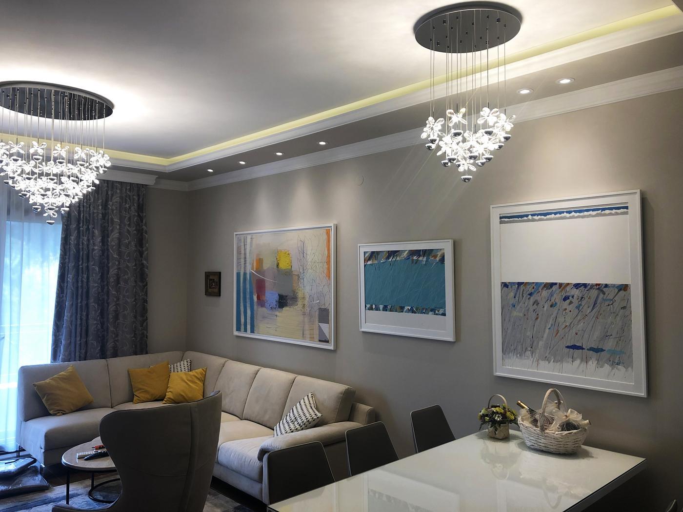 Kako odabrati umjetničke slike za moderni interijer