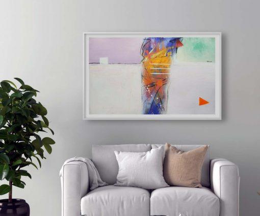 Art printevi apstrakcije Ajdinović