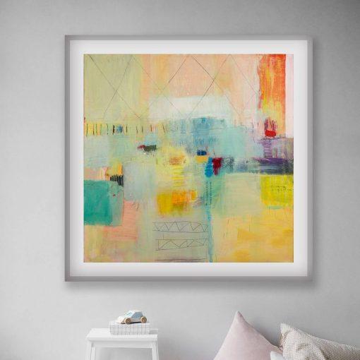 Moderne slike za kuću ili stan na platnu i papiru ajdinović